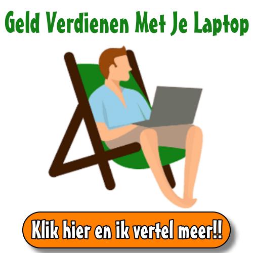 verdienen met je laptop